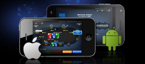 888 Poker mobile