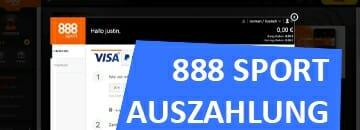 888 Sport Auszahlung