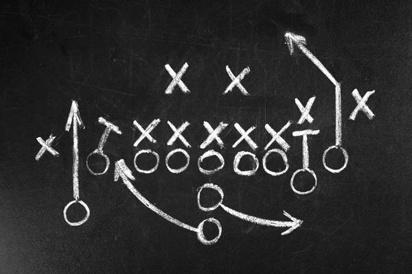American Football Wetten Taktik