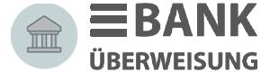 Bank Ueberweisung