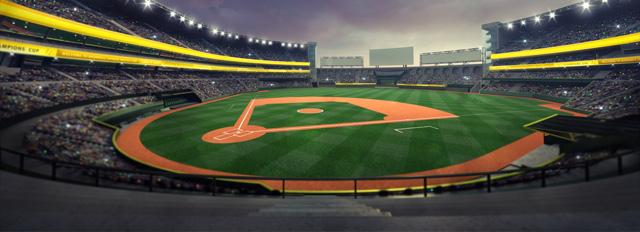 Baseball Wetten Stadion