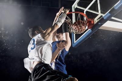 Basketball Wetten Symbolbild