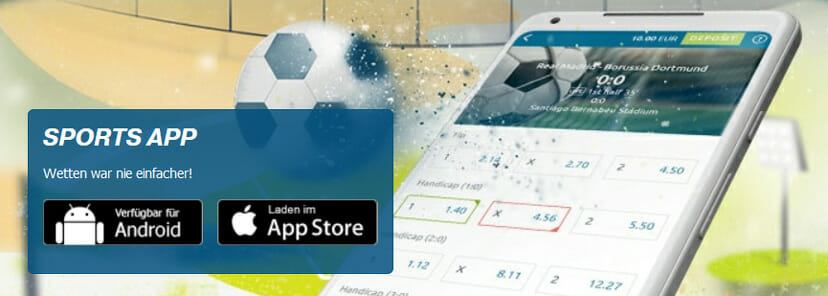 Bet at Home Apps Software