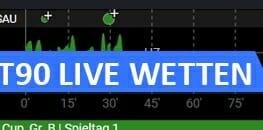 Bet90 Live Wetten