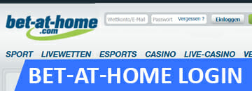 bet-at-home Login