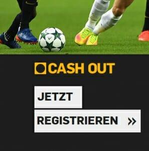 betfair Sportwetten Cashout