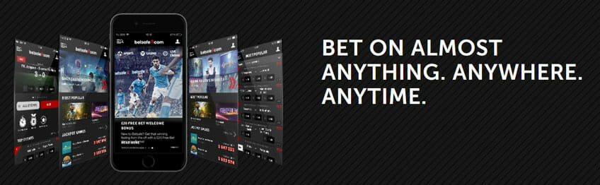 Betsafe Betting mobile