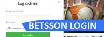 Betsson Login