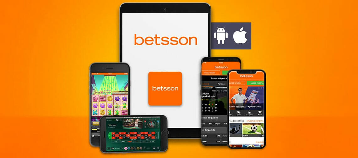 betsson mobile Gaming Apps