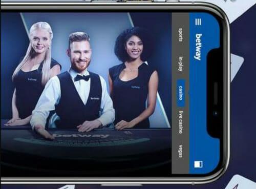 betway poker app