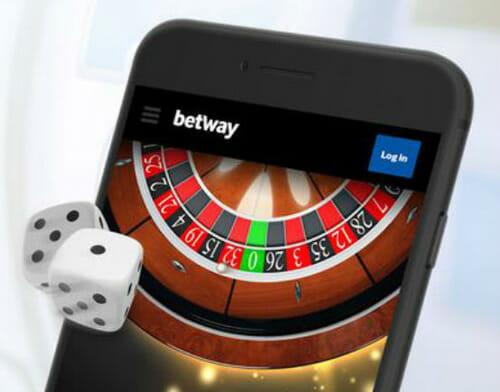 betway Roulette App