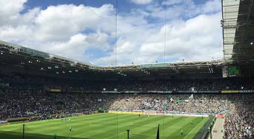Borussia Park Innenraum