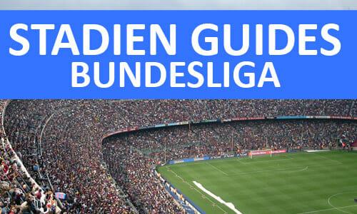 Bundesliga Stadien Guide
