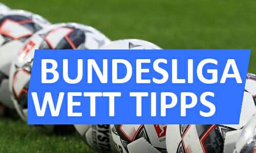 Bundesliga Wett Tipps