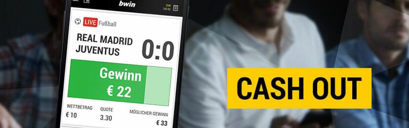 bwin App Cashout