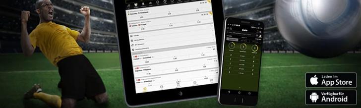 bwin Sportwetten mobile