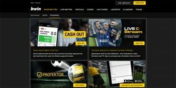 bwin Sportwetten Promotions