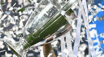 Champions League Pokal Sieg