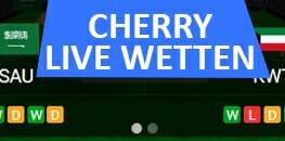 Cherry Live Wetten