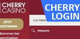 Cherry Sportwetten Login