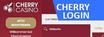 Cherry Sportwetten Login