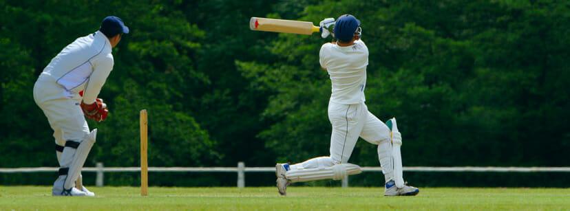 Cricket Wetten Abschlag