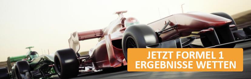 Formel 1 Wetten Banner