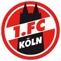 1 FC Koeln Wappen