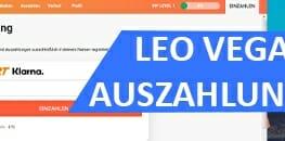 Leo Vegas Auszahlung
