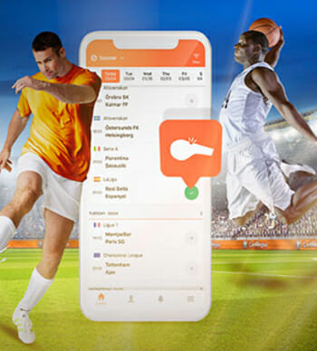 Leo Vegas mobile Sportwetten