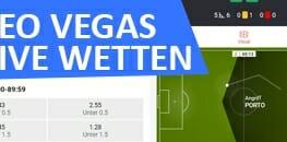 Leo Vegas Live Wetten