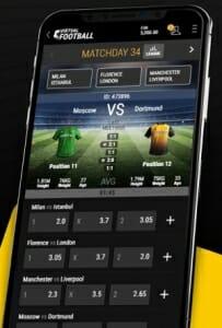 LVBet App iPhone