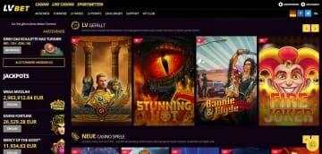 LvBet Sportwetten Casino