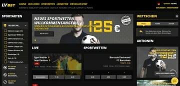 LvBet Sportwetten Sportwetten