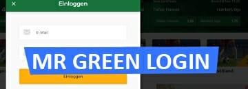 Mr Green Sportwetten Login