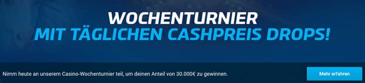 MyBet Casino Cashdrop Banner
