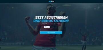 MyBet Sportwetten Vorschau Bonus