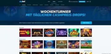 MyBet Sportwetten Vorschau Casino