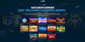 MyBet Sportwetten Vorschau Casino Turniere