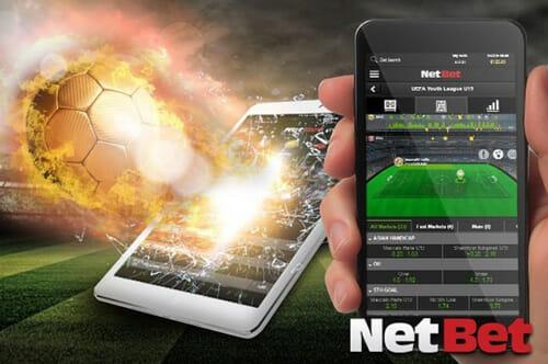 NetBet App Sportwetten