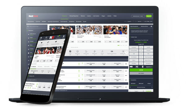 NetBet mobile Wetten