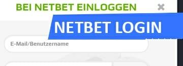 NetBet Sportwetten Login