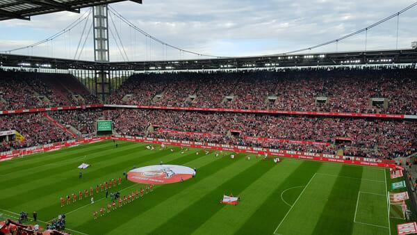 Rhein Energie Stadion Innenraum