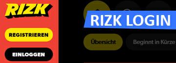 Rizk Login