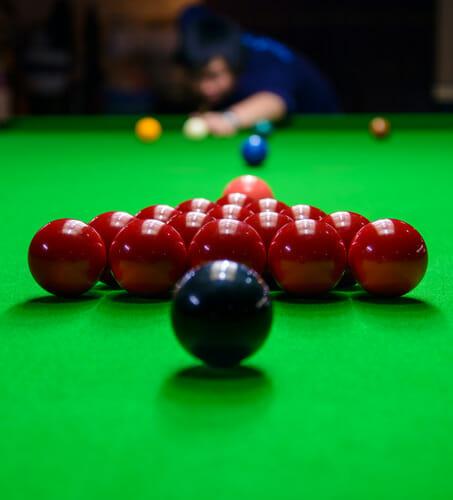 Snooker Wetten Kugeln