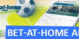 Sportwetten App Bet at Home
