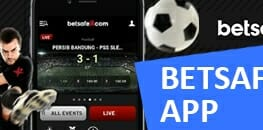 Sportwetten App Betsafe