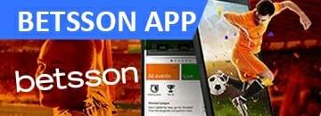 Sportwetten App betsson