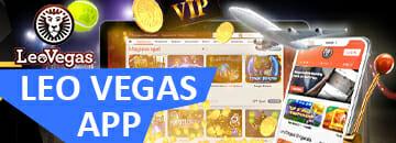 Leo Vegas App - Sportwetten und Casino