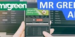 Sportwetten App Mr Green